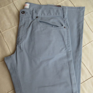 Dockers Stretch Slim Fit Gray Pants 32 x 32